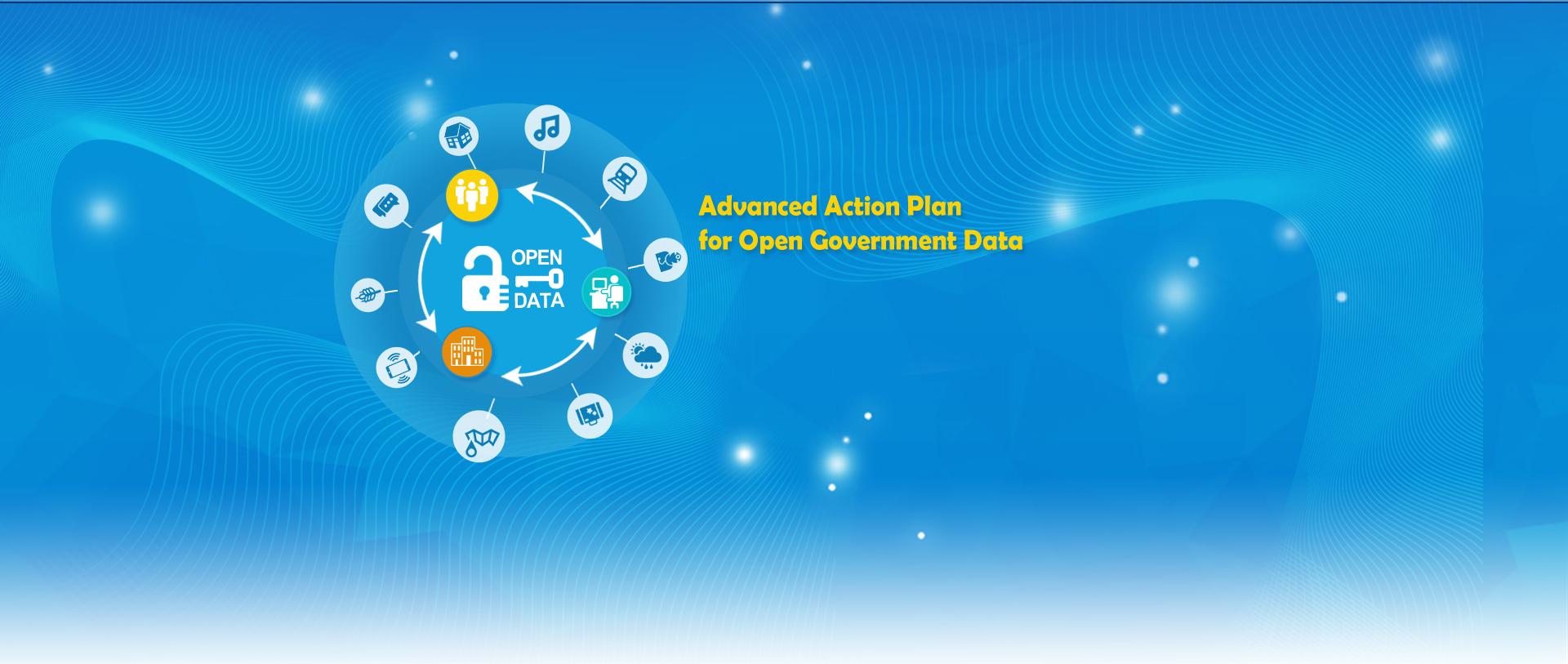 Advanced Action Plan for Open Government Data