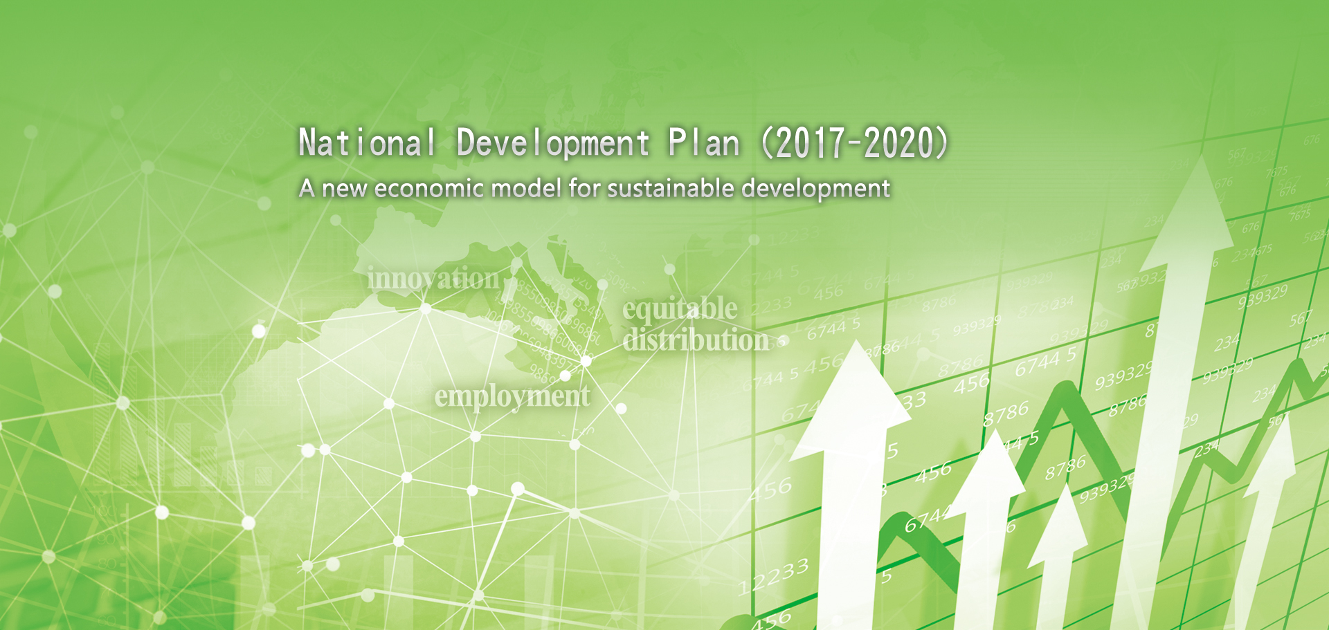 """The 17th Mid-Term Plan - """"Four-Year National Development Plan (2017-2020) and Plan for National Development in 2017 """" were passed by the 3534th Meeting of the Executive Yuan on Feb"""