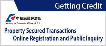 Property Secured Transactions Online Registration and Public Inquiry