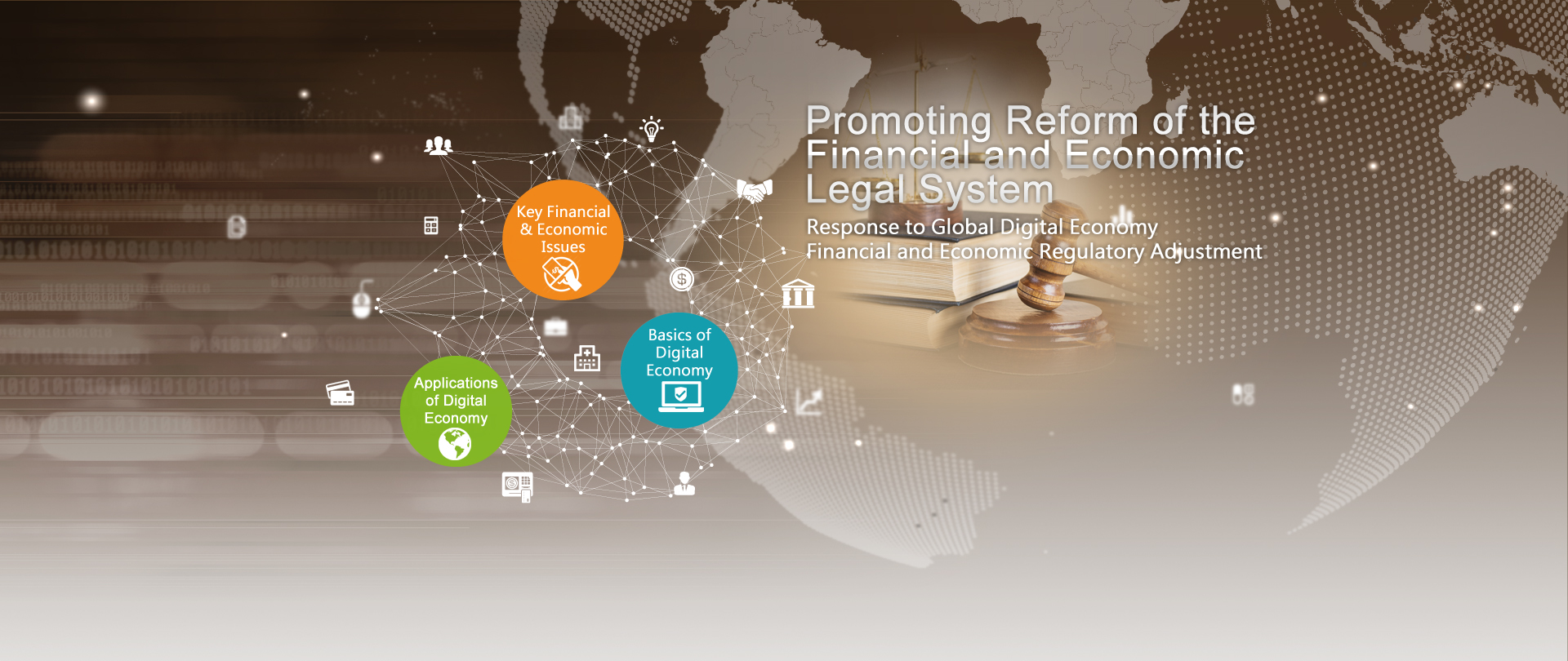 Promoting Reform of the Financial and Economic Legal System